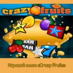 Игровой слот «Crazy Fruits» в клубе Вулкан Неон